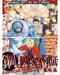 Full Metal Alchemist 100: the Gate is Op... Volume Vol. 100 by Hiromu, Arakawa
