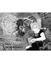 Full Metal Alchemist 1: the Two Alchemis... Volume Vol. 1 by Hiromu, Arakawa
