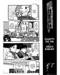 Full Metal Alchemist 93: Arch-enemy Volume Vol. 93 by Hiromu, Arakawa