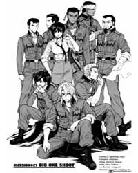Full Metal Panic Sigma 21 : Big One Shoo... Volume Vol. 21 by Shoji, Gatoh