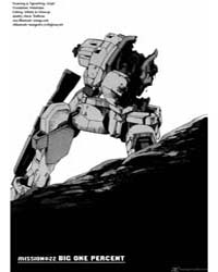 Full Metal Panic Sigma 22 : Big One Perc... Volume Vol. 22 by Shoji, Gatoh