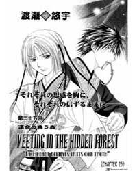 Fushigi Yuugi Genbu Kaiden 25 : Meeting ... Volume Vol. 25 by Watase, Yuu