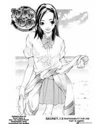 Gacha Gacha - Secret 13 : Responsibility... Volume Vol. 13 by Tamakoshi, Hiroyuki