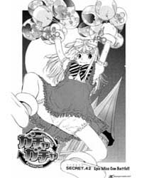 Gacha Gacha - Secret 42 : Epic Miss Con ... Volume Vol. 42 by Tamakoshi, Hiroyuki