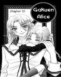 Gakuen Alice 10 Volume No. 10 by Higuchi Tachibana