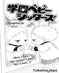 Gakuen Babysitters 10 Volume No. 10 by Tokeino, Hari
