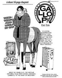 Gallop 3 Volume Vol. 3 by Akihiro, Itou