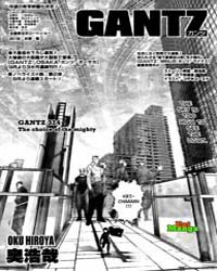 Gantz 324 : the Choice of the Mighty Volume No. 324 by Oku, Hiroya