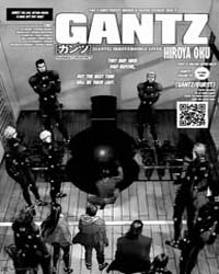 Gantz 334 : Irreversible Lives Volume No. 334 by Oku, Hiroya