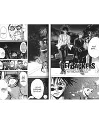 Getbackers 24 Volume Vol. 24 by