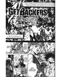 Getbackers 34 Volume Vol. 34 by