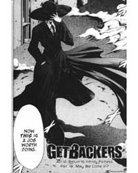 Getbackers 53 Volume Vol. 53 by