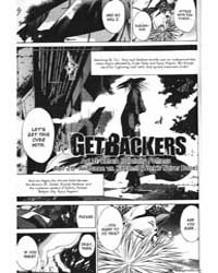 Getbackers 55 Volume Vol. 55 by