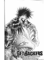 Getbackers 63 Volume Vol. 63 by