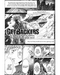 Getbackers 71 Volume Vol. 71 by