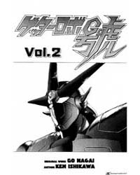 Getter Robo Go 2 : Volume 2 by Ken, Ishikawa