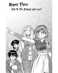 Ghost Sweeper Mikami 34 : Path to the Dr... Volume Vol. 34 by Shiina, Takashi