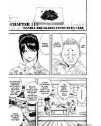 Gintama 113: Handle Breakable Items with... Volume Vol. 113 by Sorachi, Hideaki