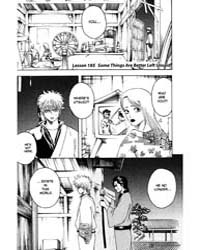 Gintama 185: Some Things Are Better Left... Volume Vol. 185 by Sorachi, Hideaki