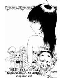 Girls Saurus 14 : No Compassion, No Just... Volume Vol. 14 by Kusunoki, Kei