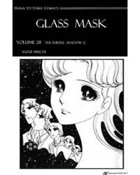 Glass Mask 28 Volume Vol. 28 by Suzue, Miuchi