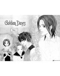 Golden Days 1: 1 Volume Vol. 1 by Shigeru, Takao