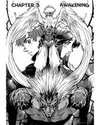 Goumaden Shutendouji 3: Awakening Volume Vol. 3 by Go, Nagai
