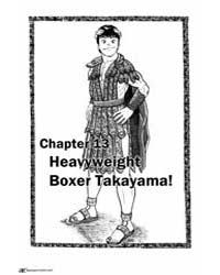 Grappler Baki 13 Volume Vol. 13 by Keisuke, Itagaki