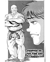 Grappler Baki 55 Volume Vol. 55 by Keisuke, Itagaki