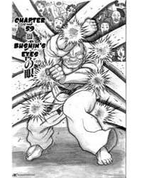 Grappler Baki 59 Volume Vol. 59 by Keisuke, Itagaki