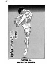 Grappler Baki 64 Volume Vol. 64 by Keisuke, Itagaki
