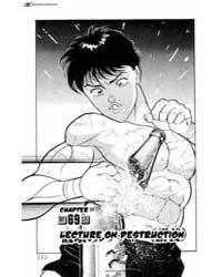 Grappler Baki 69 Volume Vol. 69 by Keisuke, Itagaki