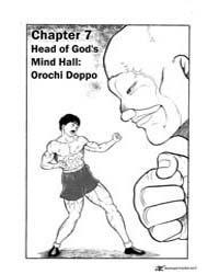 Grappler Baki 7 Volume Vol. 7 by Keisuke, Itagaki