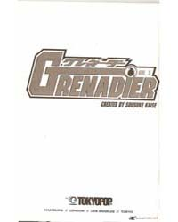 Grenadier 5 : Volume 5 by Sosuke, Kaise