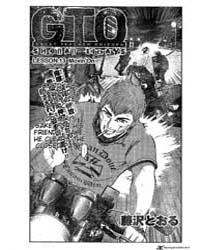 Gto - Shonan 14 Days 13: Movin on Volume Vol. 13 by Fujisawa, Tohru