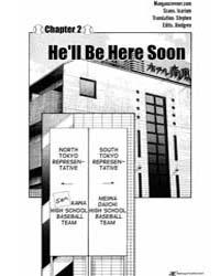 H2 181 : He'Ll Be Here Soon Volume Vol. 181 by Adachi, Mitsuru