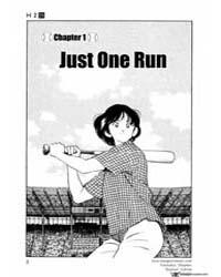 H2 239 : Just One Run Volume Vol. 239 by Adachi, Mitsuru