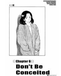 H2 254 : Don'T Be Conceited Volume Vol. 254 by Adachi, Mitsuru