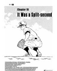 H2 89 : it Was a Split-second Volume Vol. 89 by Adachi, Mitsuru