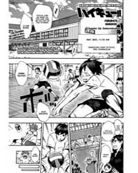 Haikyu!! 26: Determination Volume Vol. 26 by Haruichi, Furudate