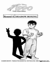 Hajime No Ippo 6 Volume No. 6 by Morikawa, Jyoji
