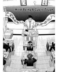 Happy World 44 : it's Tough Being a Guy Volume Vol. 44 by Takeshita, Kenjirou