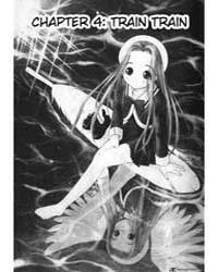 Happy World 4 : Train Train Volume Vol. 4 by Takeshita, Kenjirou