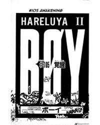 Hareluya II Boy 102: Silent Night Volume Vol. 102 by Haruto, Umezawa