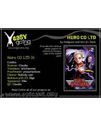 Hero Co., Ltd. 14 Sad Hero Volume No. 14 by Il-kwon, Ha
