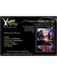 Hero Co., Ltd. 24 Two Paths Volume No. 24 by Il-kwon, Ha