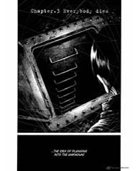 Hideout 3: Everybody Dies Volume Vol. 3 by Masasumi, Kakizaki