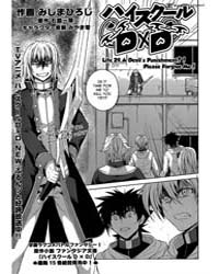 Highschool Dxd 29 Volume No. 29 by Ichiei, Ishibumi