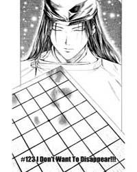 Hikaru No Go 123 : I Don'T Want to Disap... Volume Vol. 123 by Yumi, Hotta
