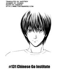 Hikaru No Go 131 : Chinese Go Institute Volume Vol. 131 by Yumi, Hotta